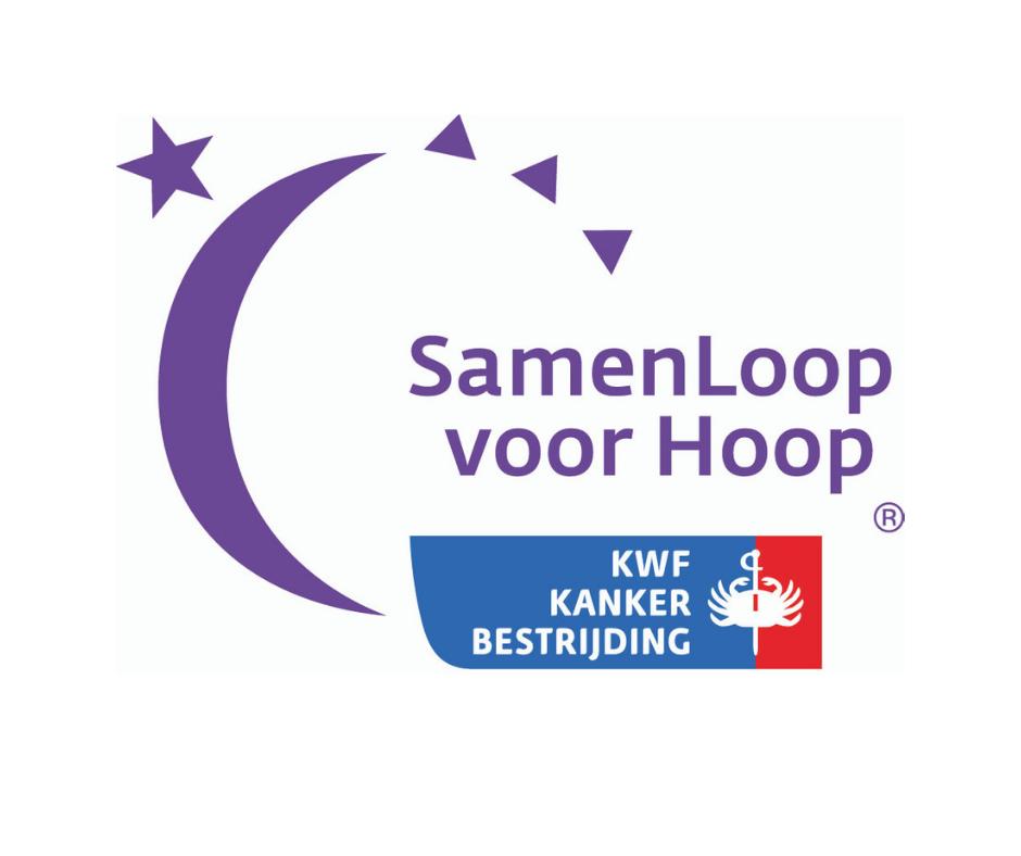 Samenloop voor hoop Logo
